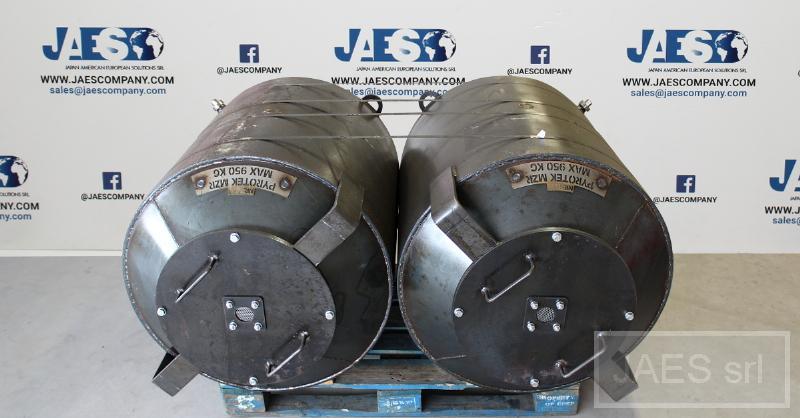 Jaes srl - PYROTEK Products