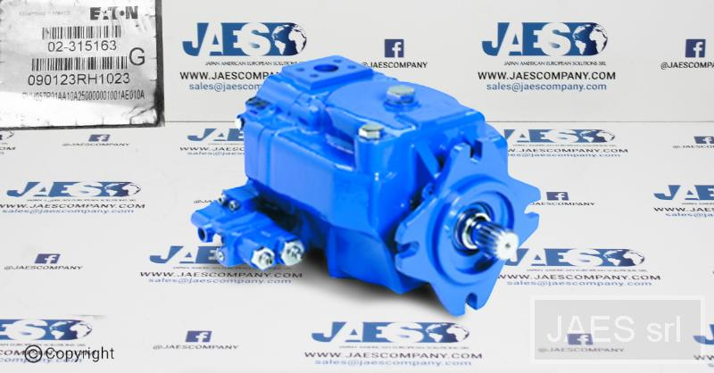 Jaes srl - VICKERS Products